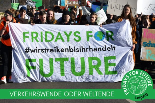 Fridays for future meets WECHANGE
