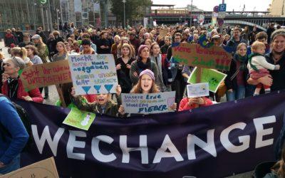 Zeichen setzen für eine lebenswerte Zukunft! – Global Climate Strike