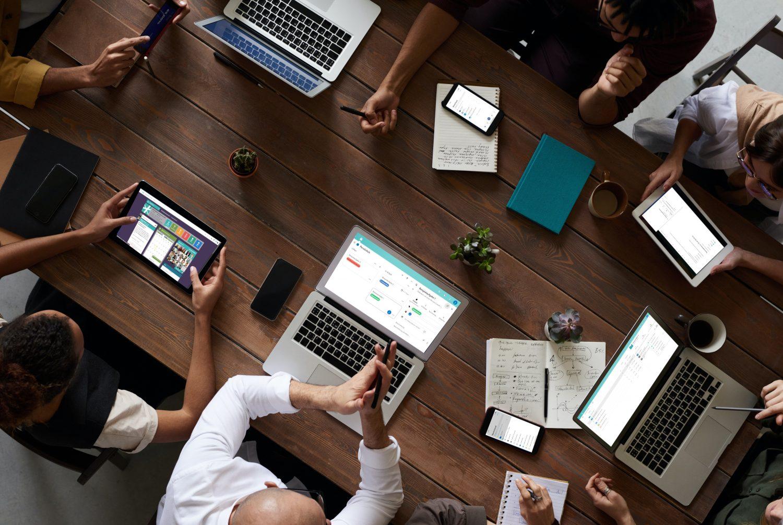 WECHANGE beietet Tools für die digitale Zusammenarbeit